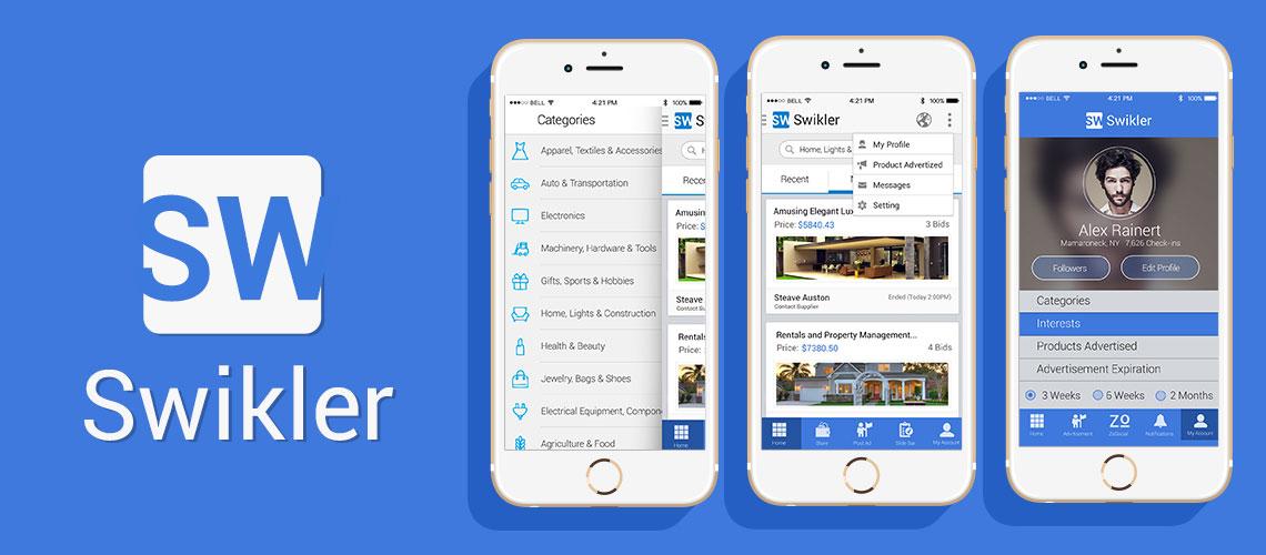 Swikler apps| Gexton