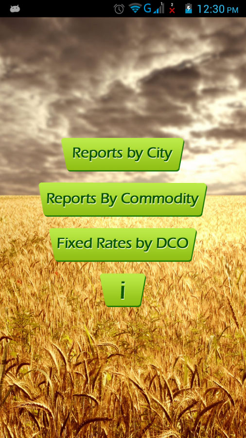 Agricultural commodity apps| Gexton